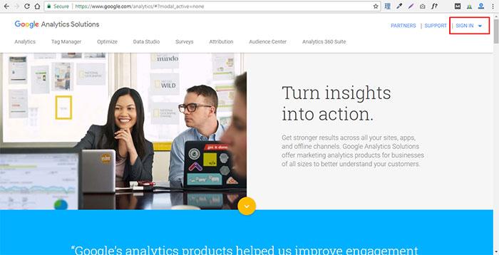گوگل آنالیتیک چیست؟ | آموزش گوگل آنالیز چیست ؟