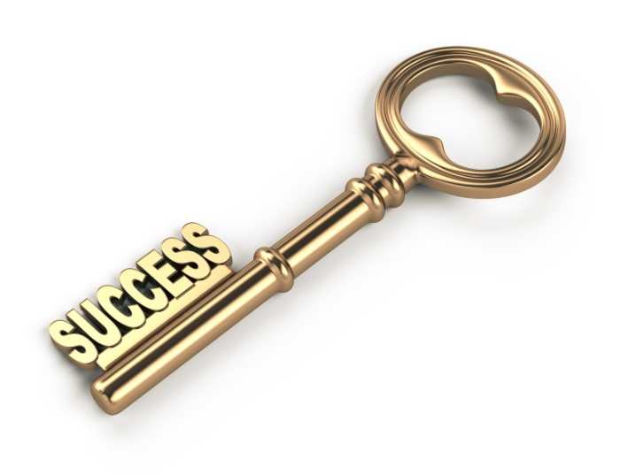 کلید موفقیت